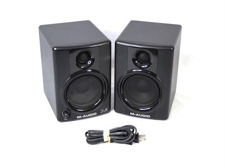 M-Audio Studiophile AV40 Studio Monitor Speakers Active Pair
