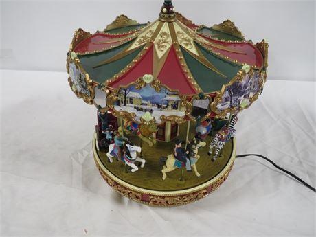 Mr. Christmas Carousel (230-LV12D)