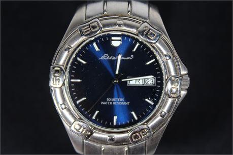 Eddie Bauer Modern Day Date 50m Men's Quartz Watch