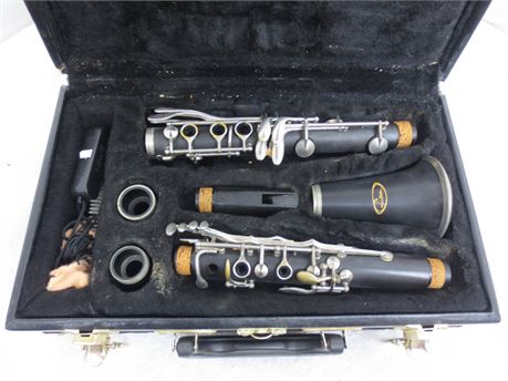 Palm Clarinet with Hard Case