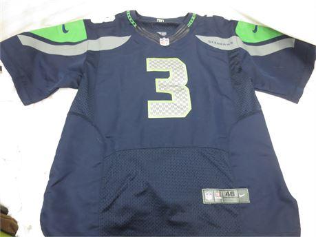 Seattle Seahawks Russel Wilson Jersey