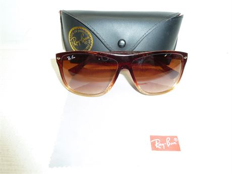 Womens Ray Ban Sunglasses 4147/59/16-129 In Case
