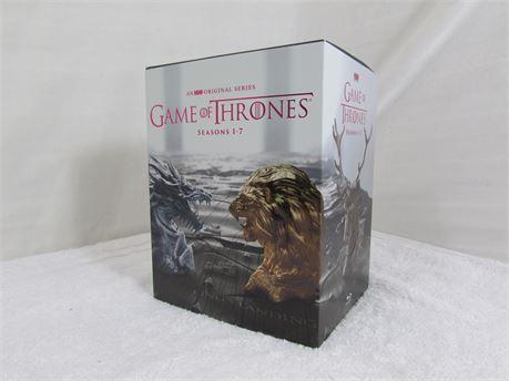 Game of Thrones: Season 8 (DVD, 2019, 4-Disc Set) The Eighth and Final Season