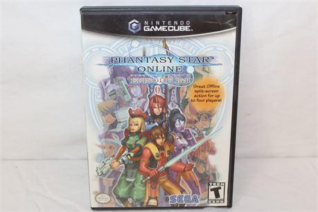 Phantasy Star Online Episode I & II Nintendo Gamecube