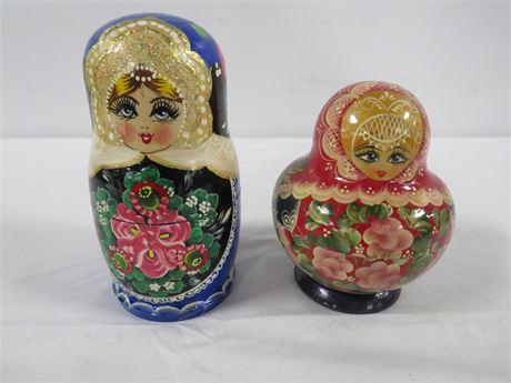 Russian Matryoshka Nesting Dolls (230-LV20D)