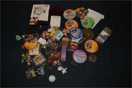Misc. Disney Items (500)