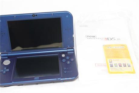 Nintendo 3DS XL Galaxy Style New In Box