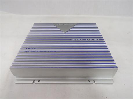 Kenwood Tri-Mode Car Audio Amplifier Model KAC-927 400 Watt Rated - Untested