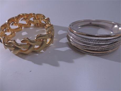 2 Brighton Fashion Bracelets