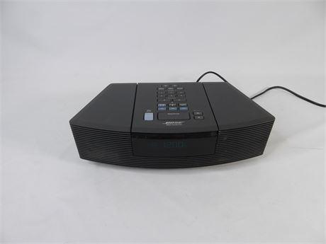 Bose AWRC-1G Wave Radio CD Player AM/FM Alarm Clock |For Parts or Repair|