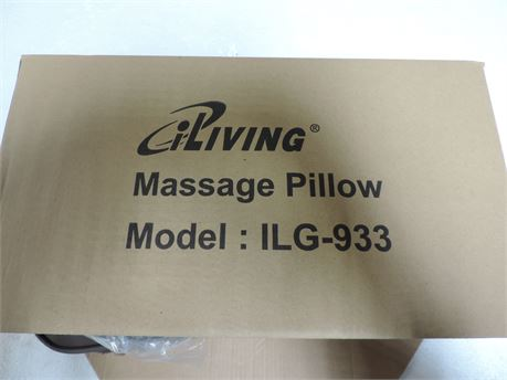 I-Living Massage Pillow With Plug In