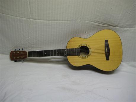 Squier By Fender SP-1 Junior Guitar With Soft Case