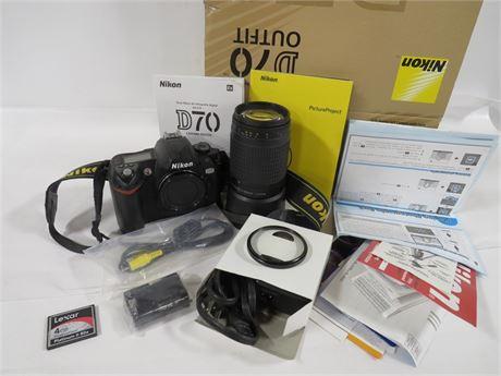 Nikon Digital Camera (230-LVY-YY15)