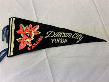 Dawson City Yukon Banner