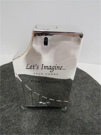 Chris Adams Let's Imagine (230-LVTT16)