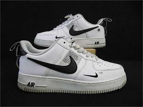 Nike Air Force 1 '07 LV8 'Overbranding' Sneakers, Size:9.5