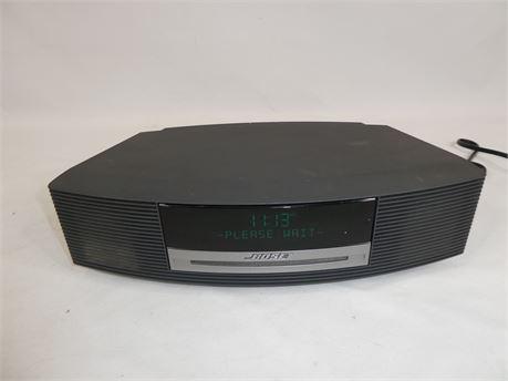 BOSE Wave Radio Music System AWRCC1 AM/FM CD Player Black , FPOR