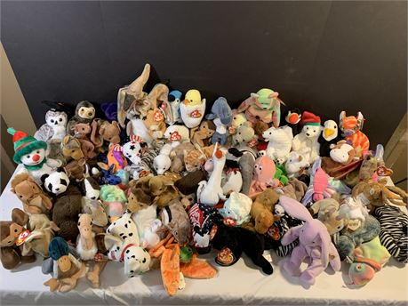 Beanie Babies The Originals 1990s Collection ~ LOT #3