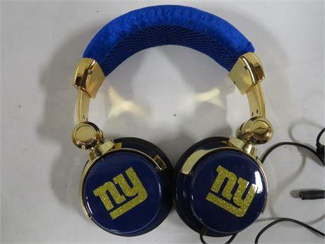 N.Y Giants Headphones (230-LV2N23)