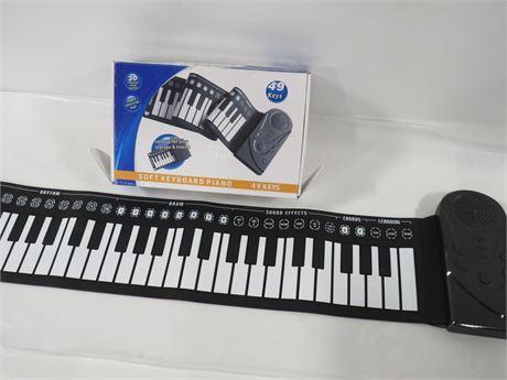 Soft Keyboard Piano (230-LVZ-ZZ7)