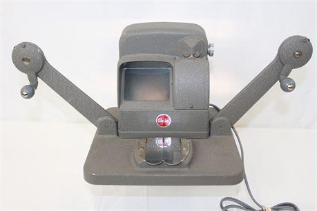 Vintage Baia 8mm Film Viewer & Splicer