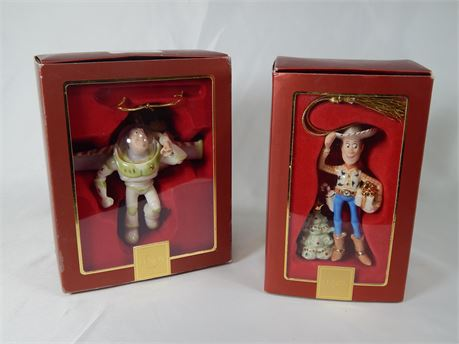 Lenox Ornaments Buzz and Woody (270r1s2)