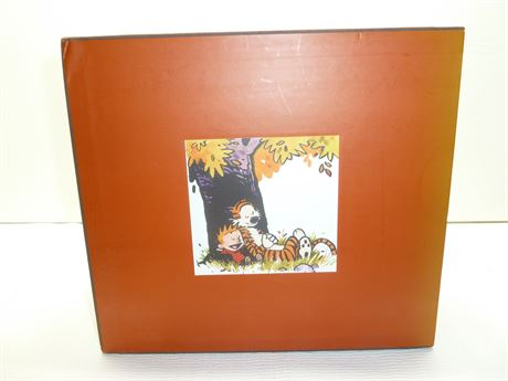 The Complete Calvin & Hobbes: 3 Volume Set,With Case