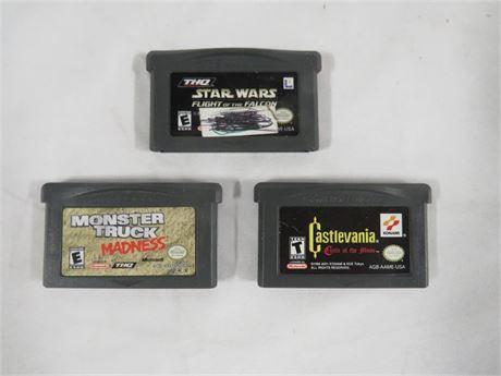 Gameboy Advance Games (230-LV22X)