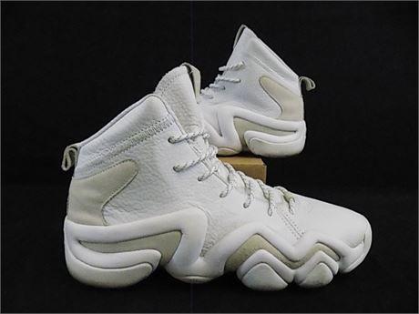 Adidas Crazy 8 Adv 'White,' Size:10.5