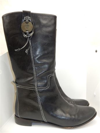 True Religion Handmade Boots Size US 9.5 Women