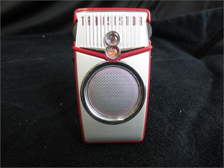 Battery Powered 50s Beach Boy Radio
