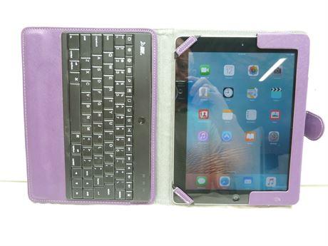 Apple iPad Tablet: M#A1395 ,16GB ,W/Keyboard & Case(No A/C Plug) Works/Unlocked