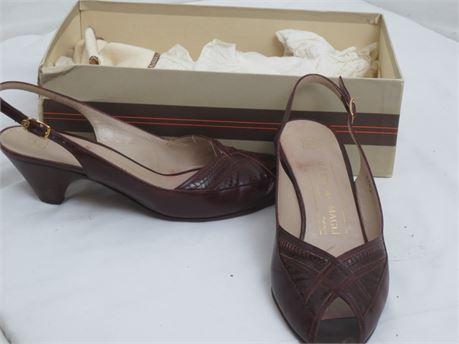 Bruno Magli shoe size 6m