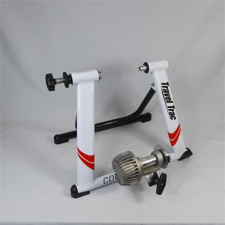 Fluid Resistance Bicycle Trainer, Comp Fluid Travel Trac