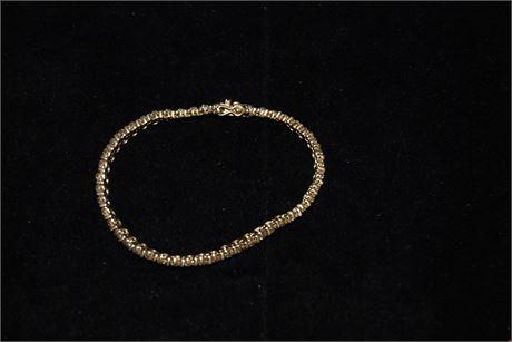 Beautiful .925 Diamond Bracelet (500)