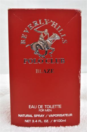 Beverly Hills Polo Club Blaze Cologne for Men