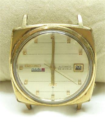 Vintage Seiko; M88 Sea Lion, 25 Jewel  Automatic Watch,6106-8030 (Running)
