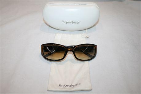 Yves Saint Laurent Womens Sunglasses 130 2059/S 17E