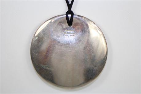 Tiffany & Co. Elsa Peretti 925 Sterling Silver Pendant 26 g