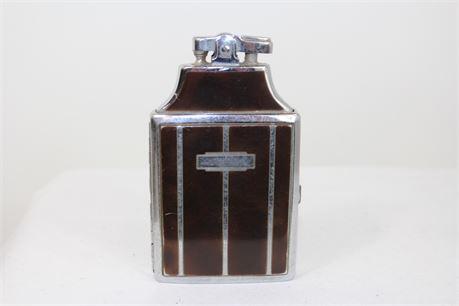 Vintage RODSON Cigarette Case W/ Lighter