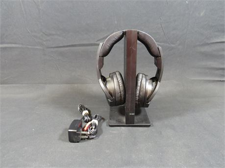 Sony Wireless Stereo Headphones (Untested)