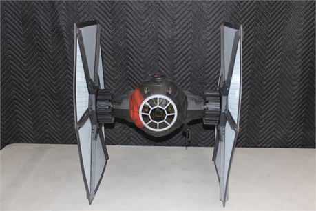 Large Star Wars Black Series First Order Special Forces TIE Fighter Legacy