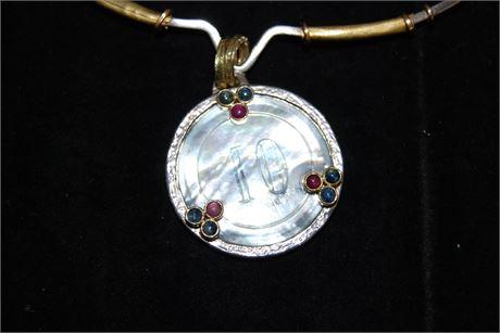 .925 Women's Necklace (500)