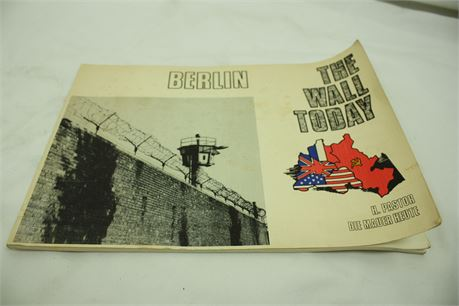 """""""The Wall Today"""" H. Pastor 1980"""