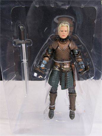 Game of Thrones Brienne of Tarth Collectable Figure (650)