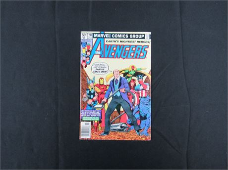 1984 Marvel Comics -The Mighty Avengers - Vol.1 APR #242  (650)