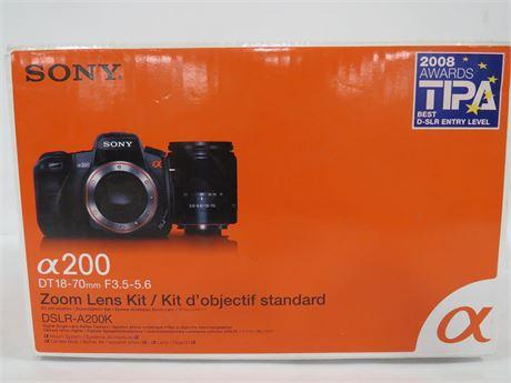 Sony Camera (230-LV7VV)