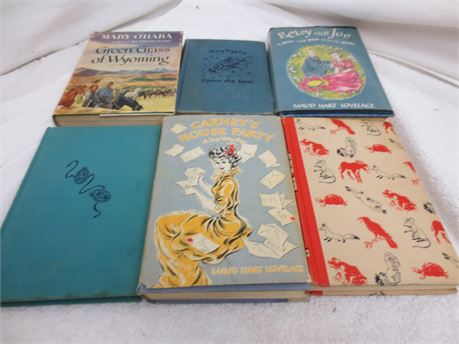 Lot of Vintage Books from the 1940s #2