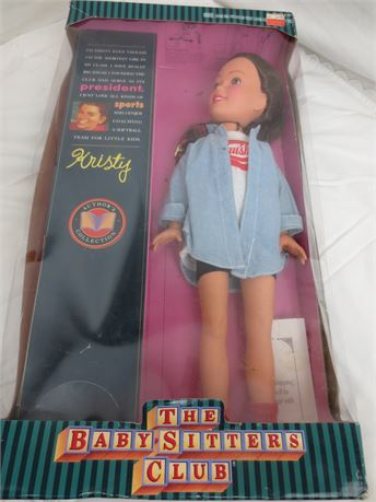 18 Inch The Baby Sitters Club Kristy Doll