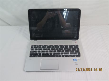 HP ENVY TouchSmart 15t-J000 Touchscreen Laptop - For Parts/Repair/Untested (670)